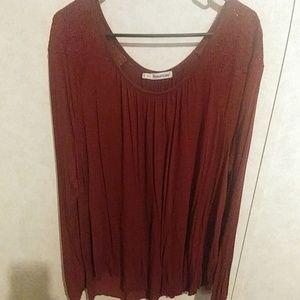 Soft cotton tunic